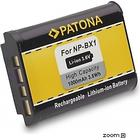 eQuipIT Batteri Sony NP-BX1 1000mAh 3.6V