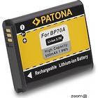 eQuipIT Batteri Samsung BP70A 500mAh 3.7V