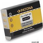 eQuipIT Batteri Fuji NP-95 1600mAh 3.7V
