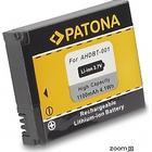 eQuipIT Batteri GoPro AHDBT-001 1100mAh 3.7V