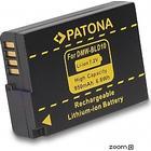 eQuipIT Batteri Panasonic DMW-BLD10 950mAh 7.2V