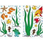 Stickers 22x33 Selvklæb. Underwater world