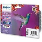 Epson T0807 Ink Cartridge - C13T08074011