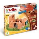 Teifoc 8010 - Construction Set - Build with real Bricks & Cement