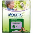 Moltex Blöjor XL 16-03 kg No.1 eko - 22 st