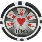 High Roller Laser Svart 100 (25-pack)
