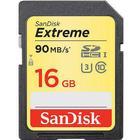 SanDisk Extreme SDHC UHS 1 U3 90MB/s 16GB