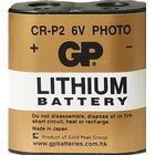 GP Photo Lithium Battery CR P2-C1