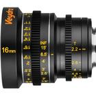 Veydra 16mm T2.2 for Micro Four Thirds