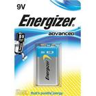 ENERGIZER Batteri 9V/6LR61 Eco Advanced 1-pack