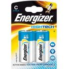 ENERGIZER Batteri C/LR14 High Tech 2-pack