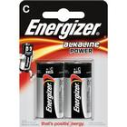 ENERGIZER Batteri C/LR14 Alkaline Power 2-pack