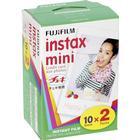 Fujifilm Direktbildsfilm Fujifilm 1x2 Instax Film Mini 2 pack