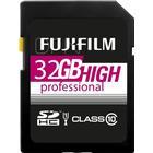 Fujifilm SDHC Professional UHS-I U1 32GB
