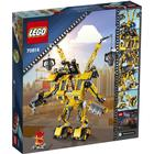 Lego The Movie Emmet's Construct-o-Mech 70814