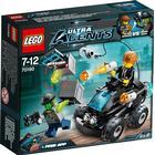 Lego Ultra Agents Riverside Raid 70160