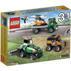 Lego Creator Chopper Transporter 31043