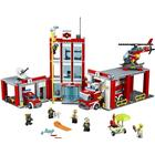 Lego City Große Feuerwehrstation 60110
