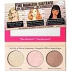 The Balm The Manizer Sisters - Luminizer Palette