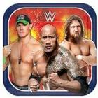 Amscan 541467 17 cm WWE Paper Plates