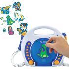 X4 Tech CD-afspiller til børn X4 Tech Bobby Joey Blå