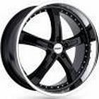 TSW Jarama Gloss Black 8x18 5/120 ET35 B76