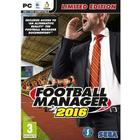 Football Manager 2016: Limited Edition