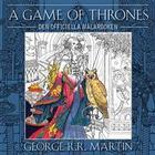 A Game of Thrones: den officiella målarboken (Häftad, 2016)