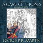 The Official A Game of Thrones Colouring Book (Häftad, 2015)