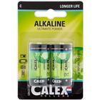 Calex Batteri Calex C LR14 2-pack