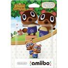 Amiibo - Animal Crossing Timmy & Tommy