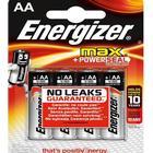 4 st. Energizer AA eller AAA batterier