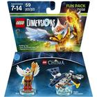 Warner Home Video LEGO Dimensions: Fun Pack - Eris (Chima)