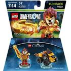 Warner Home Video LEGO Dimensions: Fun Pack - Laval (Chima)