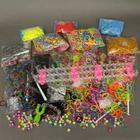6.000 stk. deluxe loom bands kit