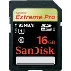 SanDisk Ext Pro 16GB SDHC 95MB/s UHS1 SDSDXPA-016G-X46 - CMS01