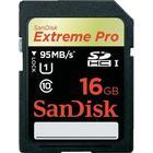 Sdsdxpa016gx46 Sandisk Extreme Pro Sdhc 16gb  95mb/s                                                       - UF01