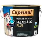 Cuprinol Plus Träfasadsfärg Svart 10L