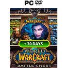 Blizzard WoW Battlechest + 30 dagar gratis + 60 dagar Game Card