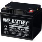 VMF AGM Djupladdningsbatteri 12 V 42 Ah DC42-12