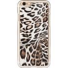iDeal Hard Cover+ Design Collection Leopard - leopard mönstrat hårdplastskal för