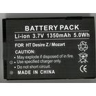 HTC Desire Z/Mozart Batteri BA-S450