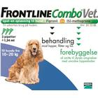 Frontline Combo Vet 3x1.34ml