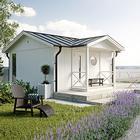 Jabo Flex 20 m² + 2,3 m² Stuga Ingen