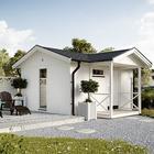 Jabo Flex 15 m² + 2,3 m² Stuga Ingen