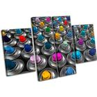 Spray Cans Urban Graffiti - 13-1492(00B)-Mp17-Lo - 70x45cm