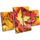 Autumn Leaves Floral - 13-1140(00B)-Mp17-Lo - 70x45cm