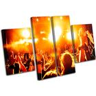 Concert Music Yellows Dj Club - 13-0500(00B)-Mp17-Lo - 70x45cm