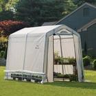 Peak Style Greenhouse 6X8