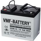VMF AGM Djupurladdningsbatteri 12 V 85 Ah DC85-12
